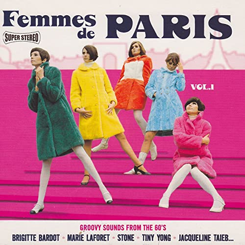 Femmes de Paris Volume 1